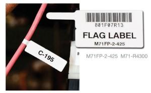 Etykiety-flagi
